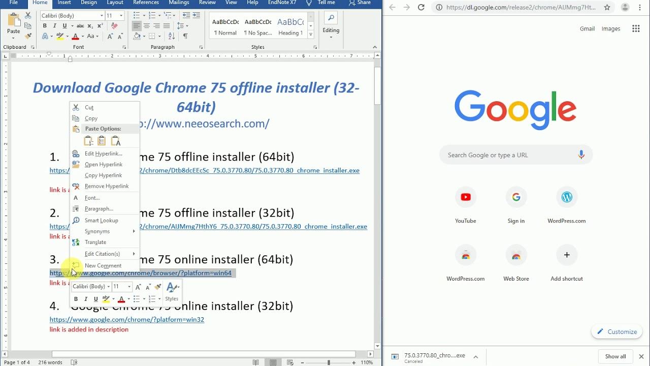 Chrome 64 Bit Offline Installer