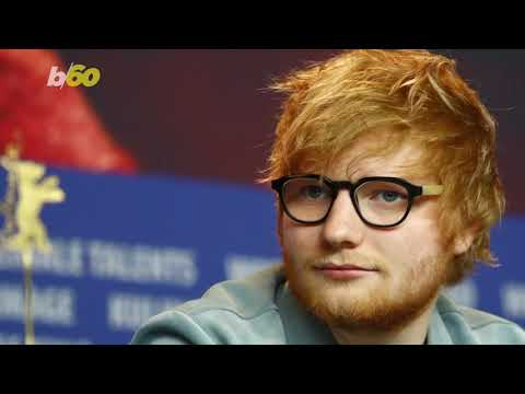 image for Watch: Ed Sheeran gets his own flavored ketchup