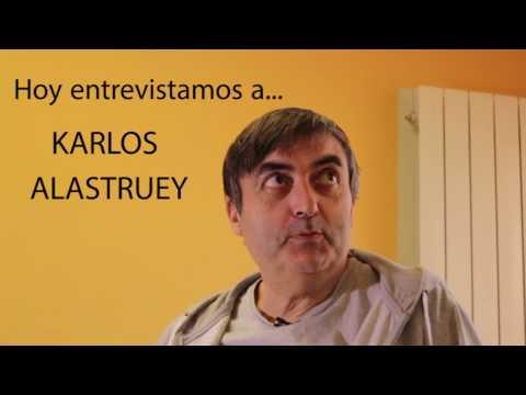 LEOZKA Udaberria/Primavera 2017: Karlos Alastruey zinemagilea/director de cine