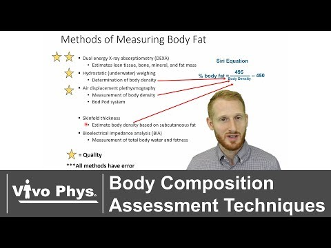 Body Composition Assessment Techniques
