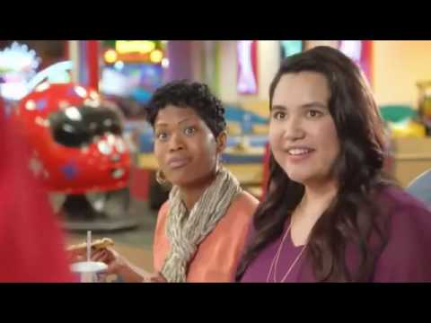 Adult Friendly Menu   Chuck E  Cheese's TV Commercial