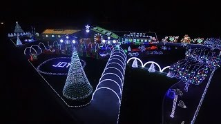 Extravagant Or Annoying? Some Christmas Light Displays Driving Neighbors Bonkers