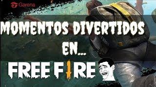 Momentos divertidos en free fire #1