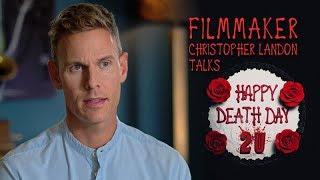 HAPPY DEATH DAY 2U | Christopher Landon Interview
