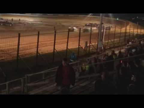 B Mods Heat 1 Fayette County Speedway 4/17/18