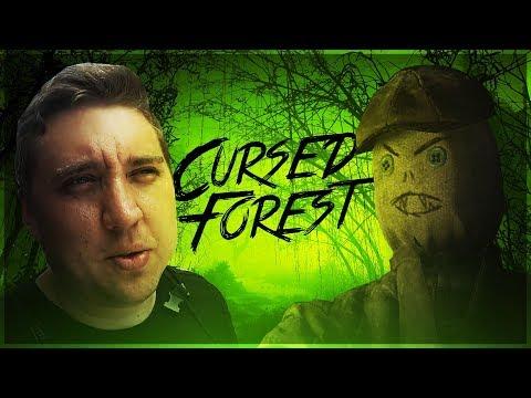 The Cursed Forest - РЕЛИЗ ХОРРОР ИГРЫ! ЗАГАДОЧНЫЙ СТРАШНЫЙ ЛЕС! - ПОЛНОЕ ПРОХОЖДЕНИЕ!