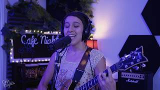 Jasmine Bailey  |  Aviator Stash  |  Puerto - Cafe Nights 008 (Live Stream)