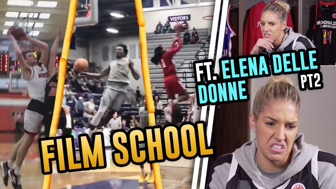 """10127ad8dc19 She Belongs In The DUNK CONTEST!"""" We re SHOOK By The 2019 McDonald s ..."""
