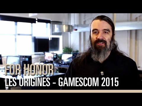 Vidéo : Ubisoft dévoile la genèse de son prochain jeu, For Honor