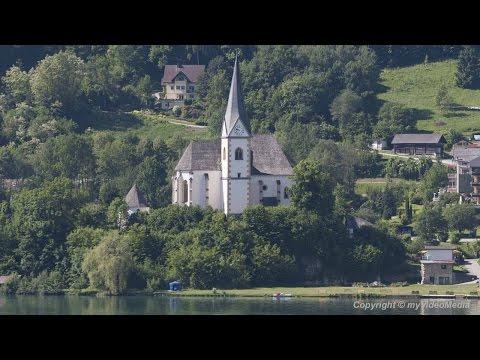 Along the Wörthersee, Pörtschach and Maria Wörth, Carinthia - Austria HD Travel Channel