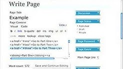 WordPress Tutorial - Make a Link to Specific Place on a Page