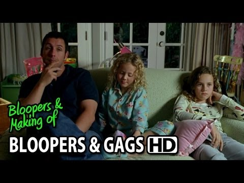 Funny People (2009) Bloopers Outtakes Gag Reel