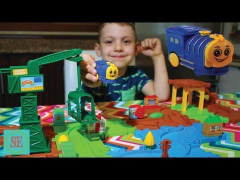 паровозик томас и друзья, игрушки, модели поездов