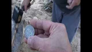 Coin Detecting with Fisher Gold Bug and Garrett Pro Pointer