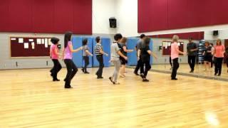 Senorita Tu - Line Dance (Dance & Teach in English & 中文)