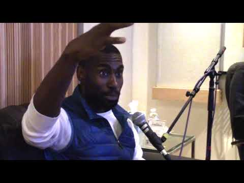 DeRay McKesson talks Hillary Clinton's campaign, election night loss, and Bernie Sanders