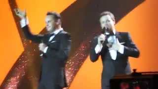 Bring me sunshine/Finale - Ant and Dec Tour - Sheffield 03.09.14