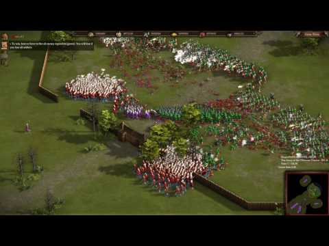 Cossacks 3 - Mission 5 BATTLE OF THE PRUTH RIVER | In the Service of the Grand Vizier