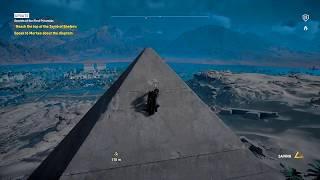 ASSASSIN'S CREED: ORIGINS |Gameplay Walkthrough Part 15| Secrets of the First Pyramids