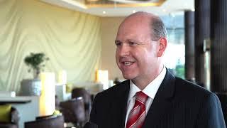 David Lance, general manager, Marriott Hotel Al Forsan