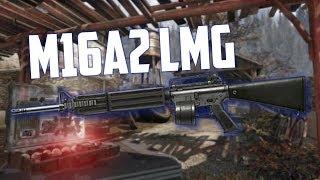 Warface R16A2 LMG - Cheap 0 recoil LMG