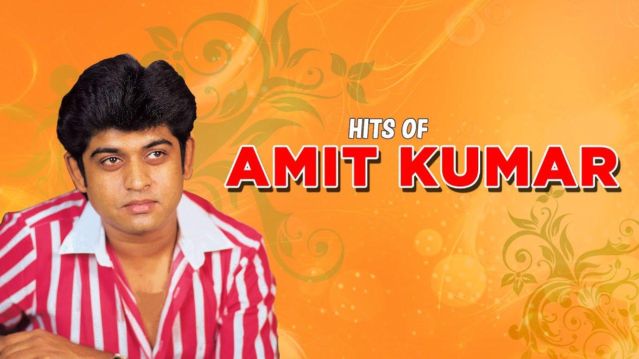 Hits Of Amit Kumar Bollywood Popular Songs Top 10 Hindi Police 14528jsrbl 03 Biru