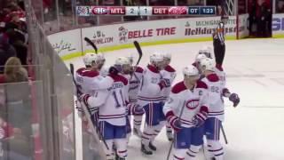 Радулов помог победить Детройт в овертайме 26.11.2016 NHL