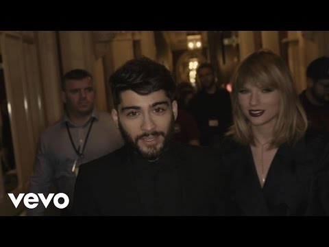 I Don't Wanna Live Forever (Fifty Shades Darker) BTS 1 - Zayn & Taylor [EXTENDED]