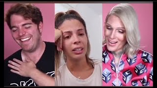 Jeffree Star & Shane Dawson React to Laura Lee Apology & Manny MUA Apology - Funniest Reaction Ever!