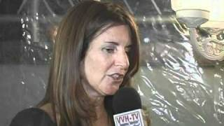 "Kathie Russo producer ""And Everything is Going Fine"" at the HIFF on VVH-TV"