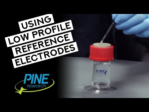 Care and Use of LowProfile (3.5mm) Aqueous-Based Refefence Electrodes