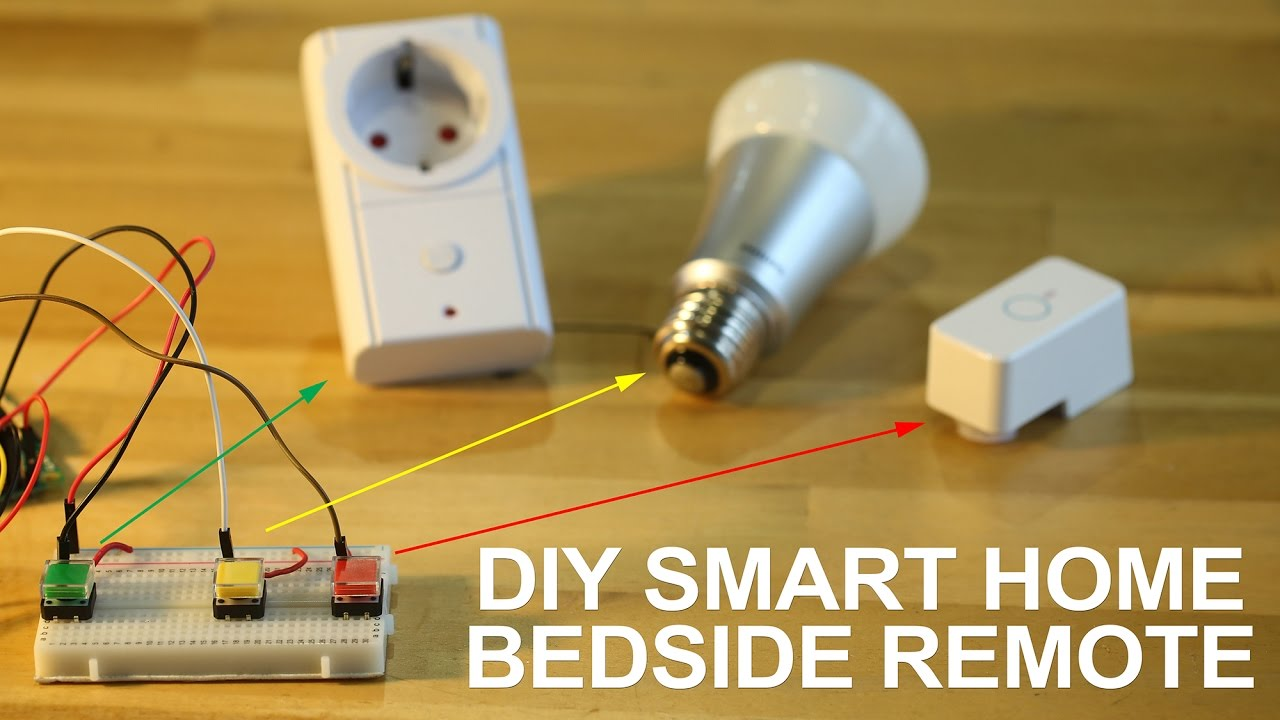 Bedside Remote To Turn Off Your Lights
