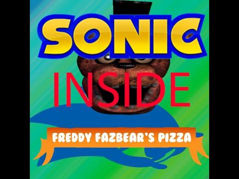 Sonic In FNAF