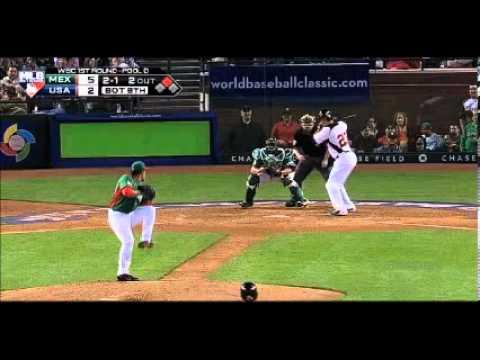 World Baseball Classic 2013 part 4