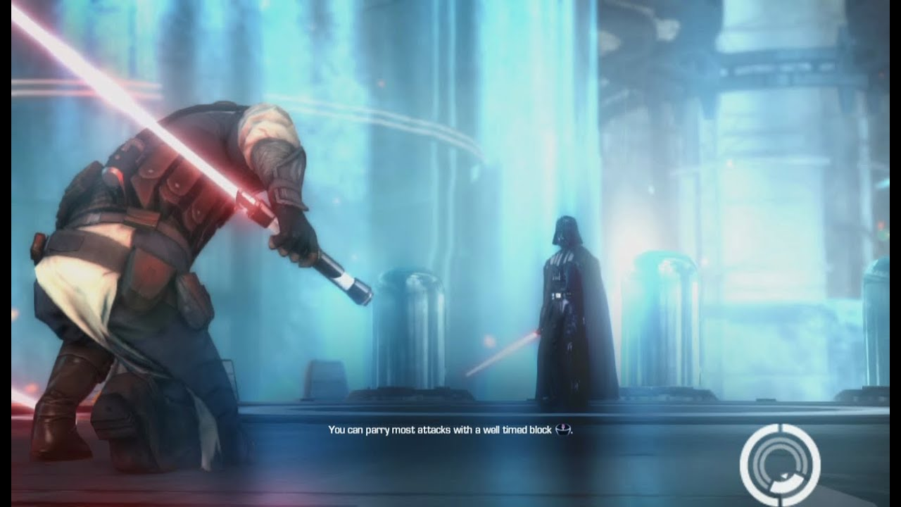 Star Wars - Force Unleashed 2 - 9 - The Confrontation