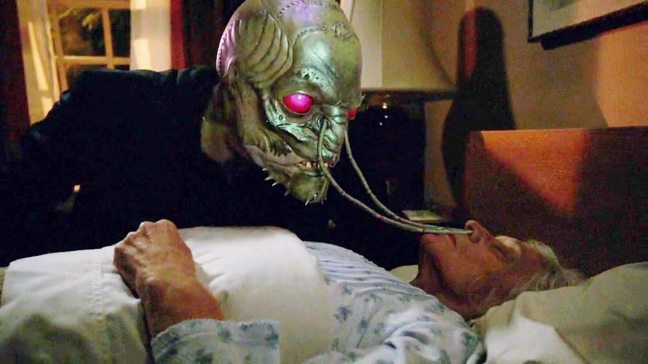 怪物失控瘋狂殺人!帶來死亡的怪物!【格林】第六季10集