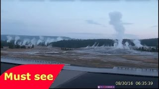 History Channel Documentary   Yellowstone Super volcano getting ready Blow its cork