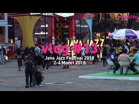 GADIS Diary #13: Java Jazz Festival 2018
