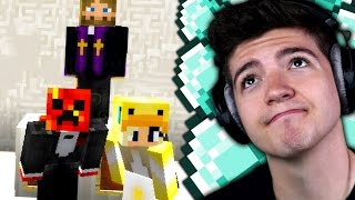 GETTING MARRIED!? | Minecraft FACTIONS #15 (Fallout Planet)