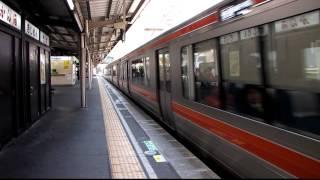 初めて撮影しました。愛知環状鉄道線直通『岡崎ゆき』は、全区間『各駅...