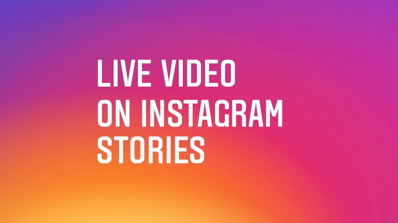 How To Watch Live Video On Instagram Stories In Laptop Pc Instagram