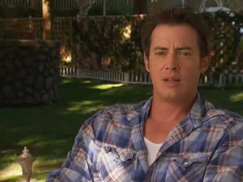 Hallmark Channel - The Wishing Well - Jason London On Character reaction to Cynthia