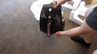 Quick Unboxing of Electric Hot Air Fryer