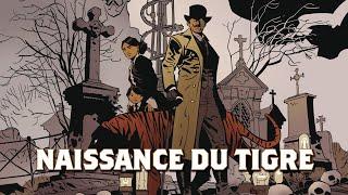 bande annonce de l'album Naissance du Tigre