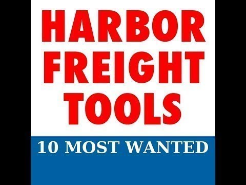 What Harbor Freight Coupons Are You Looking For?