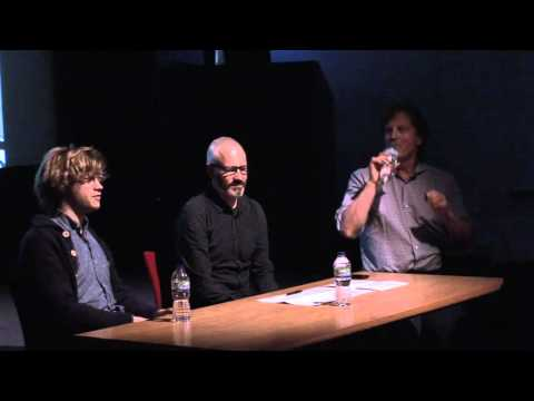 Tom Kundig in conversation with Anthony Engi Meacock of Assemble at the Royal College of Art