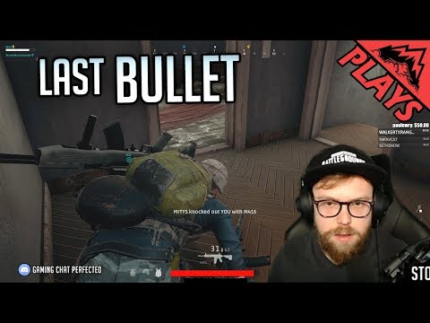 LAST BULLET - PlayerUnknown's Battlegrounds Gameplay #122 (PUBG Third Person Duos w/ 5tat!)