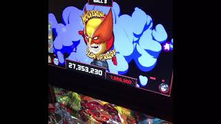 Deadpool Pro Pinball Machine First Game Play