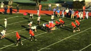 Keaton Sanders #58 Senior Highlight Tape - Ursinus College