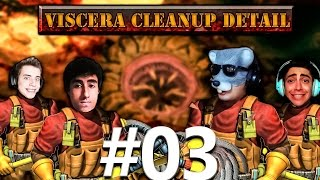 Vai dar o que? #03 - VISCERA CLEANUP DETAIL - Ft. Cellbit, Alan e Felps